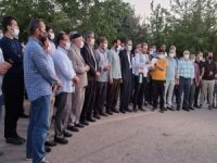 Mavi Marmara Şehidi Ali Haydar Bengi mezarı başında anıldı