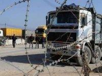 Siyonist işgal rejimi temel ihtiyaçların Gazze'ye girişini engelliyor
