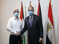 Gazze'ye giden Mısır güvenlik heyeti HAMAS yetkilileriyle görüştü