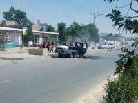 Kabil'de patlama: 4 ölü 4 yaralı