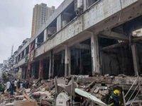 Çin'de doğal gaz patlaması: 12 ölü, 100 yaralı