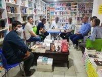 Yazar Yararlı okurlarıyla buluştu