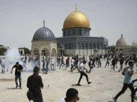 Siyonist işgal rejimi yine Filistinlilere saldırdı