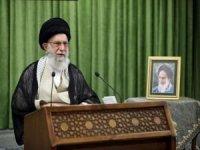 Hamaney: Seçim sandığı ile meyve sandığını ayırt edemeyenler İran'daki seçimleri eleştiriyor