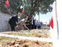 PKK'nın katlettiği 30 köylü mezarları başında anıldı