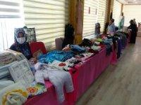 SMA hastası Elif bebek için destek kermesi düzenlendi