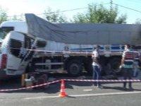 Elazığ-Bingöl karayolunda feci kaza: 3 ölü, 10 yaralı