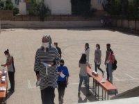 Öğrencilerin YKS heyecanı başladı