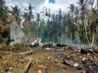 Filipinler'deki uçak kazasında ölü sayısı 52'ye yükseldi