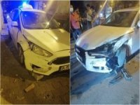 Batman'da kontrolden çıkan otomobil kaza yaptı: 6 yaralı