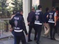 FETÖ'nün adalet teşkilatı yapılanmasına operasyon: 50 şüpheli yakalandı