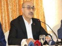 Mardin Valisi Demirtaş basın mensuplarına bir yıllık faaliyetlerini anlattı