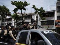 Venezuela'da çıkan çatışmada 4 polis hayatını kaybetti
