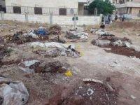 Afrin'deki toplu mezarda bulunan ceset sayısı 61'e yükseldi