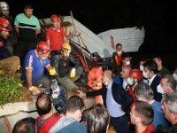 Rize'deki sel ve heyelanda vefat edenlerin sayısı 5'e yükseldi