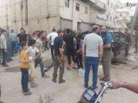 PKK/YPG Afrin'de sivillere saldırdı: 2 ölü 10 yaralı
