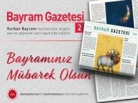 Diyanet Bayram Gazetesi'nin 2. sayısı yayımlandı