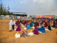 Avrupa Yetim Eli Somali'de yardım çalışmalarına devam ediyor