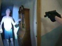 ABD'de polis şiddeti: Elektroşok uygulanan yaşlı adam felç geçirdi