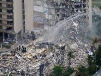 Miami'de çöken binanın enkazı altında kalan son kişi de bulundu