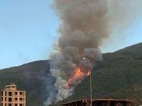 Osmaniye'deki orman yangınıyla ilgili 5 gözaltı