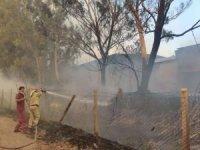 Antalya'daki orman yangınında bir can kaybı