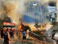 Orman yangınları 5 ilde devam ediyor
