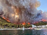 Marmaris'in Turunç beldesi için tahliye kararı
