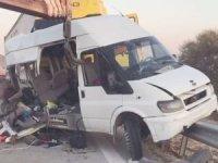 Gaziantep'teki trafik kazasında hayatını kaybedenlerin sayısı 4'e yükseldi