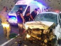 Malatya'da feci trafik kazası: 3 ölü 4 ağır yaralı