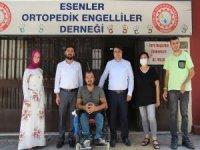 HÜDA PAR İstanbul İl Başkanı Güvendik'ten STK'lara ziyaret