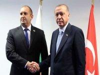 Cumhurbaşkanlığı Erdoğan Bulgaristan Cumhurbaşkanı Radev ile görüştü