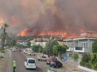 Orman yangınlarıyla mücadele 4 ilde devam ediyor