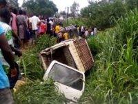 Kamerun'da kaza: 16 ölü, 30 yaralı