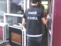 """İstanbul'da """"torbacı"""" operasyonu"""