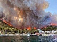 Orman yangınları 4 ilde sürüyor