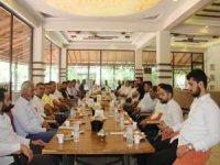 Diyarbakır'da siyasi parti ve STK temsilcileri bir araya geldi