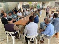 Salih Turhan'dan Dedeoğulları Ailesine taziye ziyareti