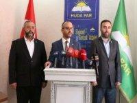 HÜDA PAR raporu: Konya'daki katliam etnik bir çatışmaya taşınmak istenmiştir