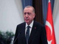Cumhurbaşkanı Erdoğan milli sporcuları tebrik etti