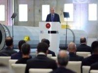"""Erdoğan: """"Organize sanayi bölgelerimizin sayısı 192'den 326'ya yükseldi"""""""