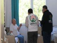 Avrupa Yetim Eli Bozkurt ilçesindeki sel mağdurlarını ziyaret etti