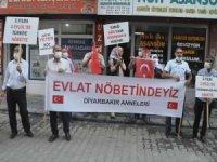 Diyarbakır Anneleri Ağrı'da eylem yaptı