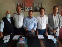 CHP'nin 3 ilçe başkanı daha istifa etti