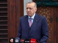 Cumhurbaşkanı Erdoğan: Afganistan halkı bizim Müslüman kardeşlerimizdir