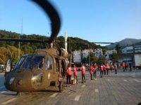 Kızılay'dan sel bölgelerinde iyileştirme çalışmalarına destek