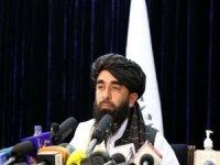 Taliban Sözcüsü Mücahid: DAİŞ hücresine operasyon düzenledik