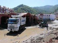 Bozkurt ilçesinde 14 günde 13 bin kamyon çamur çıkarıldı