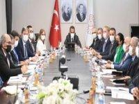 İstanbul İl Eğitim Değerlendirme Toplantısı'nda yüz yüze eğitime hazırlık ele alındı