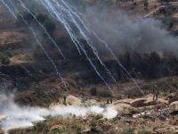 Siyonist işgal rejimi Filistinlilere saldırdı: 20 yaralı